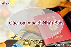 Người Việt có thể sang Nhật với những loại visa nào?