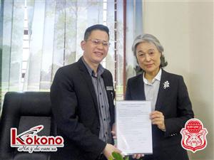 Đại học GyeongJu ký kết Thỏa thuận hợp tác với Công ty Cổ phần Tư vấn Du học Kokono