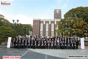 Top 10 trường đại học đáng mơ ước của du học sinh Nhật Bản