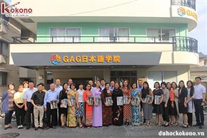 Học bổng lên đến 400,000 yên từ trường Nhật Ngữ GAG – FUKUOKA