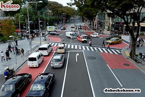 Giao thông tại Nhật: Vì sao người Nhật đi bên Trái?
