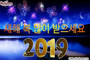 Những câu chúc Tết bằng tiếng Hàn hay nhất cho năm 2019