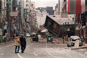 Kinh nghiệm Du Học Nhật Bản: Ứng phó với động đất