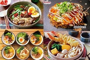 Văn hóa Ẩm thực Nhật Bản: Thăm nước Nhật qua tô mì thơm lựng