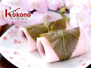 HOA ANH ĐÀO - Hiện thân trong văn hóa ẩm thực Nhật Bản