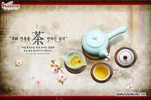 Văn hóa Hàn Quốc: Trà Đạo trong văn hóa tinh thần của người Hàn