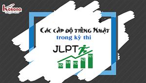 Các cấp độ tiếng Nhật trong kỳ thi JLPT mới nhất hiện nay