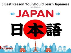 Giáo trình tự học tiếng Nhật