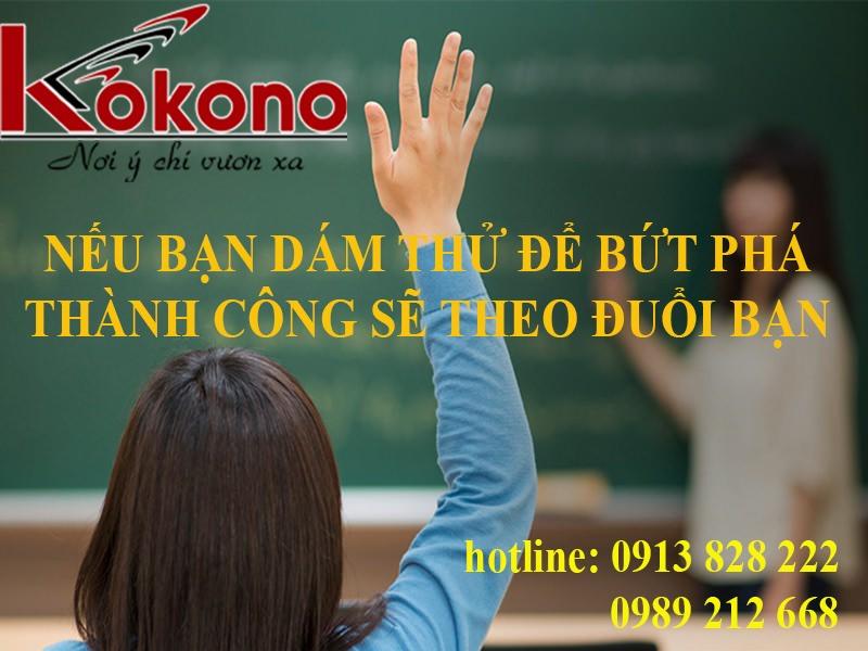 1 khóa học hoàn hảo cho tiếng Trung ở Kon tum
