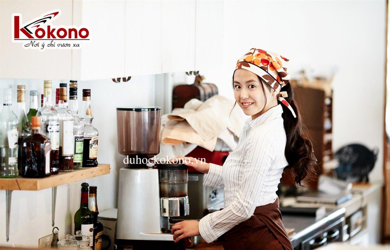 Kokono hỗ trợ tìm việc làm thêm cho du học sinh Cà Mau