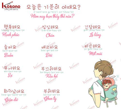 Lớp học tiếng Hàn ở Hải Dương 1