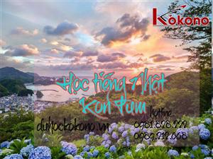 Địa chỉ học tiếng Nhật uy tín tại Kon Tum
