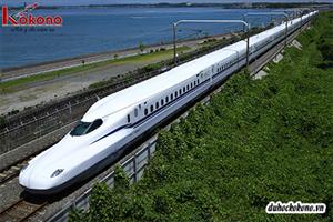 Lên tàu điện và biết tuốt về đất nước Nhật Bản