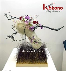 Dac trung Van hoa Tokyo - Nghe thuat ikebana - Kokono
