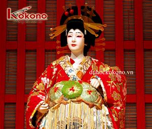 Đặc trưng Văn hóa Tokyo _ Kịch Kabuki - Kokono