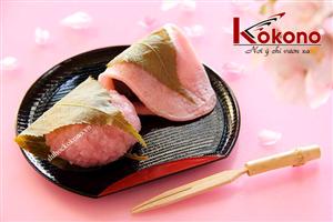 Văn hóa ẩm thực Nhật Bản - Hoa anh đào - Du học Nhật Bản Kokono 1