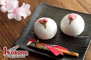 Văn hóa ẩm thực Nhật Bản - Hoa anh đào - Du học Nhật Bản Kokono 2