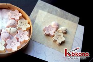 Văn hóa ẩm thực Nhật Bản - Hoa anh đào - Du học Nhật Bản Kokono 4
