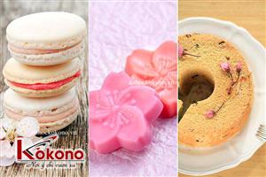 Văn hóa ẩm thực Nhật Bản - Hoa anh đào - Du học Nhật Bản Kokono 5