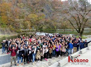 Du học Nhật Bản Kokono Trường Nhật ngữ Quốc tế Sendai 9