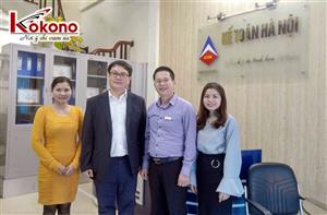 Trường Đại học YoungSan - Hàn Quốc phỏng vấn du học sinh tại Kokono 3