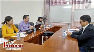 Trường Đại học YoungSan - Hàn Quốc phỏng vấn du học sinh tại Kokono