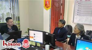 Đại học GyeongJu hợp tác với Kokono 7