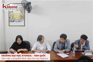 trường Đại học Kyungil Hàn Quốc 1