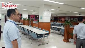 Kokono Công tác tại trường Sendai - Nhật Bản 2