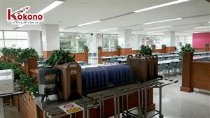 Kokono Công tác tại trường Sendai - Nhật Bản 4