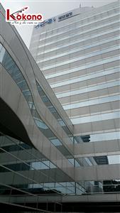 Kokono Công tác tại trường Sendai - Nhật Bản 7