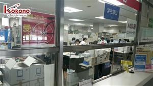 Kokono Công tác tại trường Sendai - Nhật Bản 9