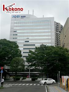 Kokono Công tác tại trường Sendai - Nhật Bản 10