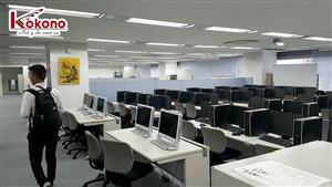 Kokono Công tác tại trường Sendai - Nhật Bản 16