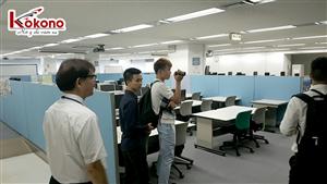 Kokono Công tác tại trường Sendai - Nhật Bản 19