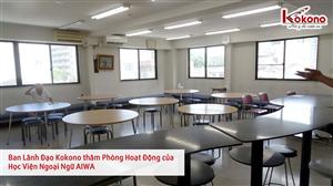 Học Viện Ngoại ngữ AIWA 6