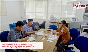 Học viện ngôn ngữquốc tế OJI TOKYO 5