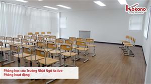 Trường Nhật ngữ Active 2