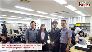 Học viện Nhật Ngữ Quốc tế Tokyo JTIS 11
