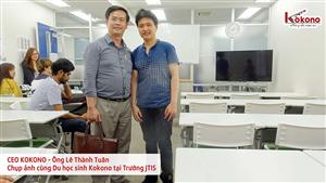 Học viện Nhật Ngữ Quốc tế Tokyo JTIS 22
