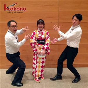 Hình ảnh hoạt động của Du học sinh tại Nhật Bản