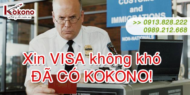 dịch vụ làm visa nhật kokono Bà Rịa- Vũng Tàu